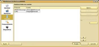 Acceder al IRC/Chat de FotoLibre con Kopete